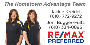 The Hometown Advantage Team- Jackie and Joni Remax Preferred Agents