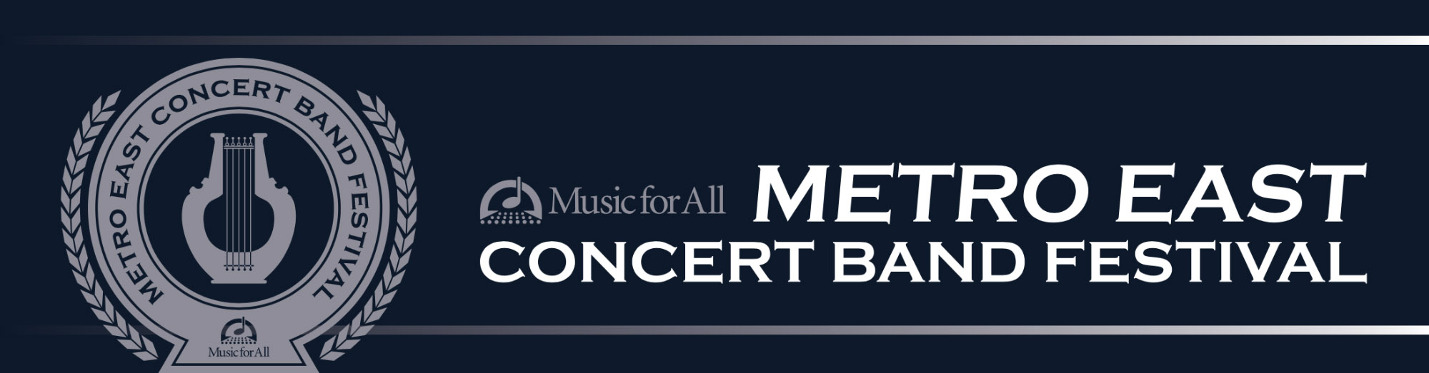 2019 Music For All Metro East Concert Band Festival